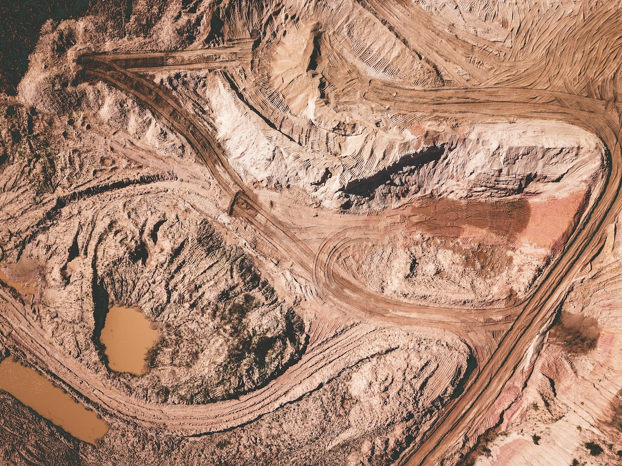 How Drones are De-Risking and Optimising Mining Operations